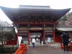 祐徳稲荷神社の門
